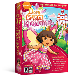Dora Saves the Kingdom of Crystal