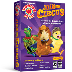 Wonder Pets!™ Join the Circus