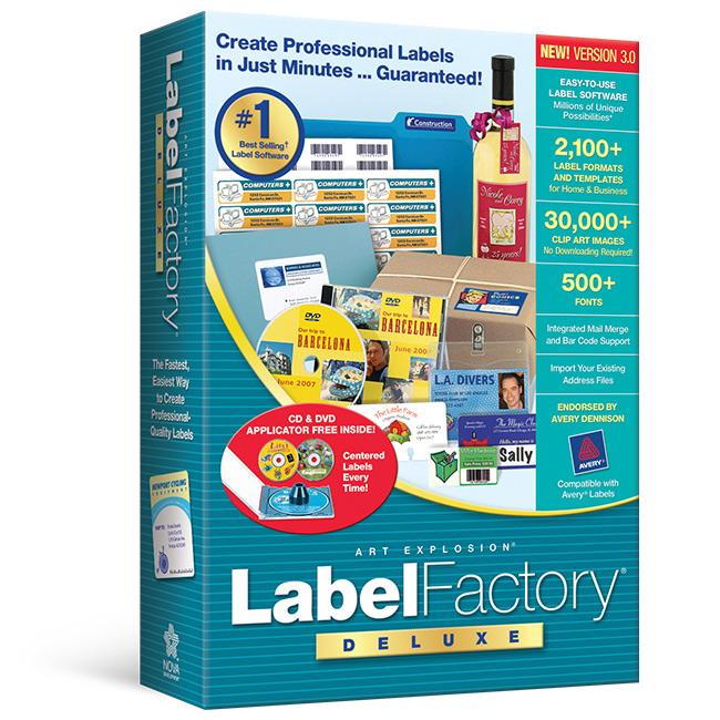 Label Factory Deluxe 3.0