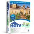 HGTV<sup>&reg;</sup> Home Design for Mac