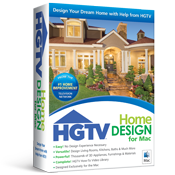 HGTV® Home Design for Mac