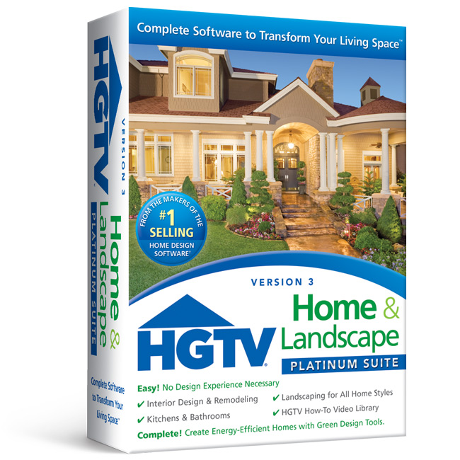 Hgtv Final House Design With Landscaping Decks 6 0