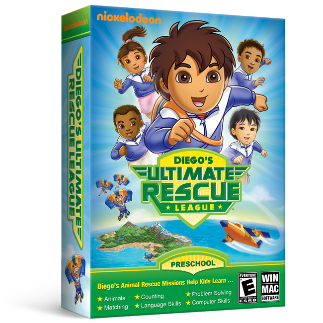 Diego's Ultimate Rescue League™