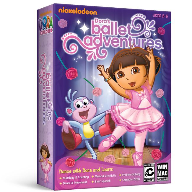 Dora's Ballet Adventures™