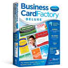Business Card Factory<sup>&reg;</sup> Deluxe 4.0