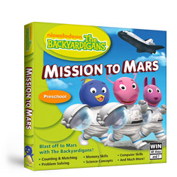 Nickelodeon™ Backyardigans™ Mission to Mars So