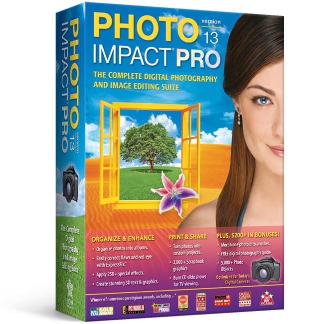 Photo Impact Pro 13 | Digital Photography Editing Software