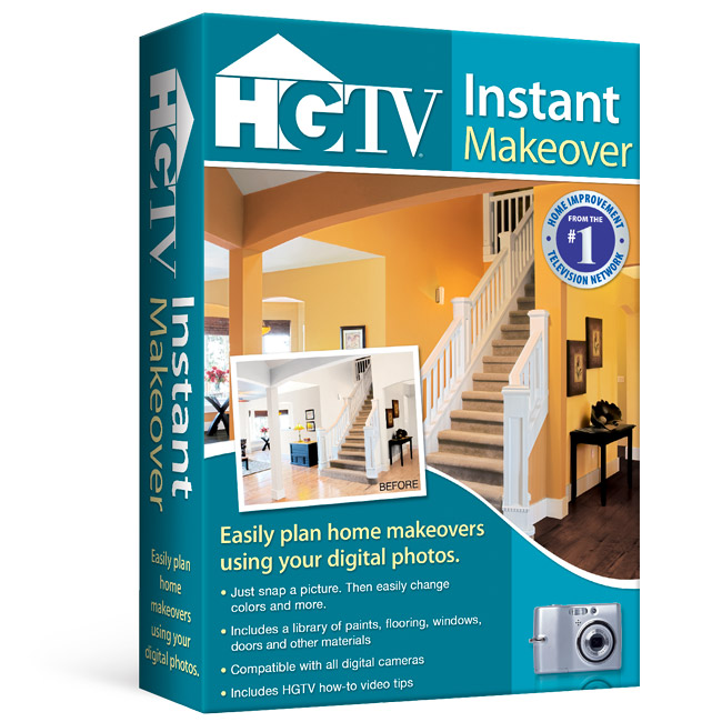 Hgtv Instant Makeover Home Improvement Software