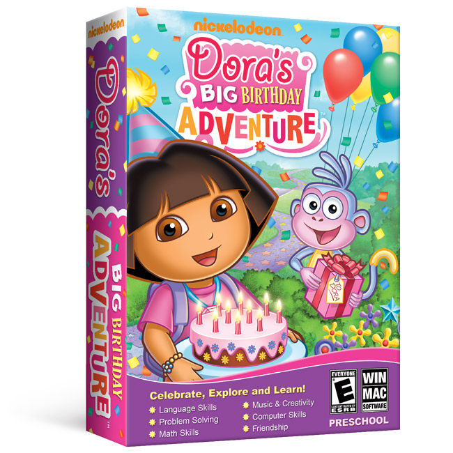 Dora's Big Birthday Adventure™