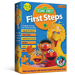 sesame street software