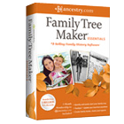 Family Tree Maker<sup>&reg;</sup> Essentials