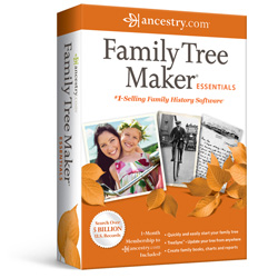 Family Tree Maker 2012 Full Version Family History Ancestry Genealogy