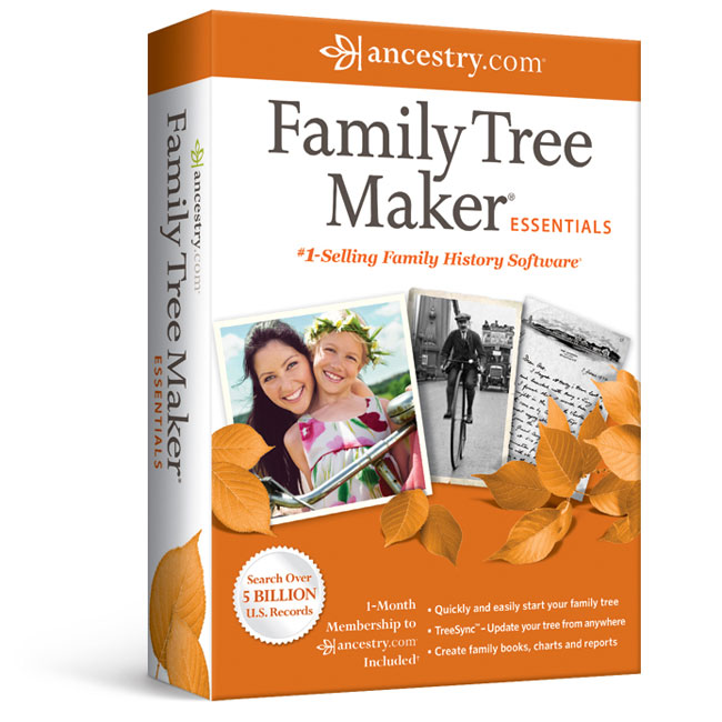Family Tree Software Upgrade Download Free