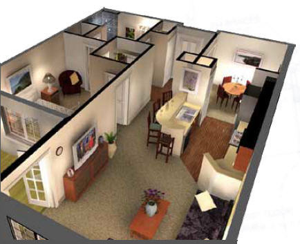 3d Home Architect Design Deluxe 8 - Home Design