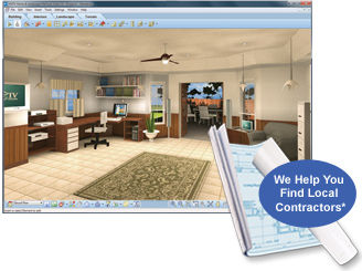 Home Design Software With Landscape Deck By Hgtv Nova