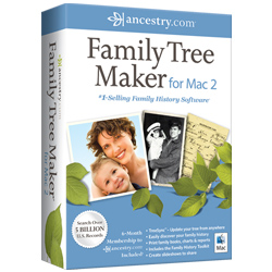 Family Tree Maker® Mac 2