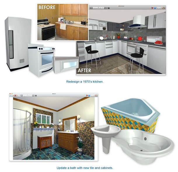 Easiest Kitchen Design Software: Interior Design Hgtv Software