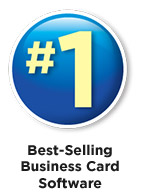 Business card factory deluxe software for business cards business card factory deluxe 4 lets you easily create professional business cards in minutes guaranteed choose from more than 4600 customizable templates reheart Gallery