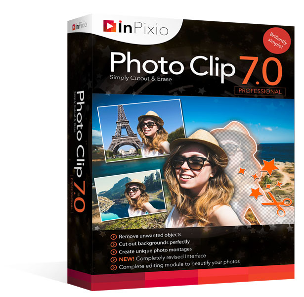 InPixio Photo Clip 7.0 Professional