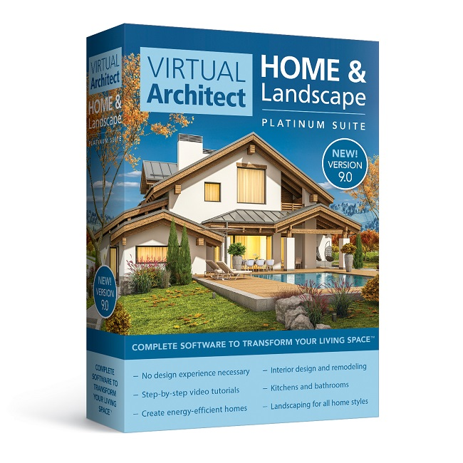 Best Home & Landscape Design 3D Software By Virtual