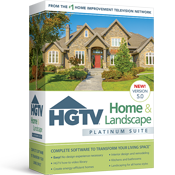 HGTV® Home & Landscape Platinum Suite 5.0