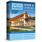 Virtual Architect Home & Landscape Platinum 10