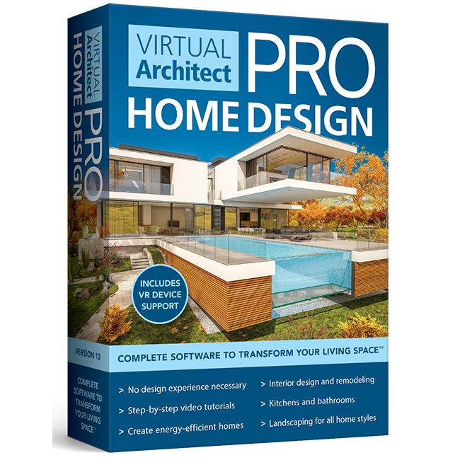 Virtual Architect Professional Home Design 10