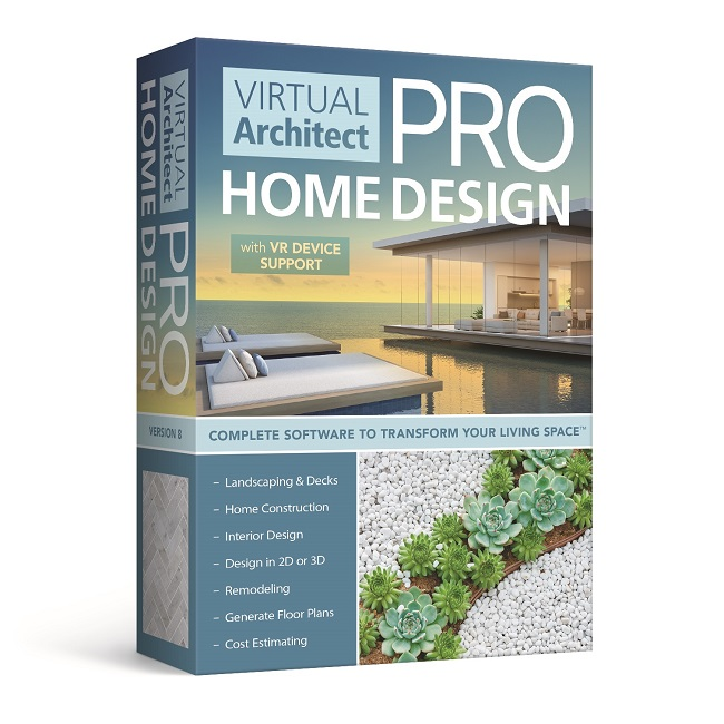 Virtual Architect Professional Home Design 8.0