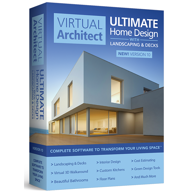 Virtual Architect Ultimate Home With Landscaping Decks Design 10
