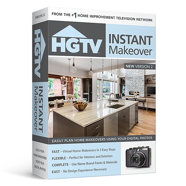 Hgtv Home Design Software: Fun Home Design Software - Instant Makeover By HGTV