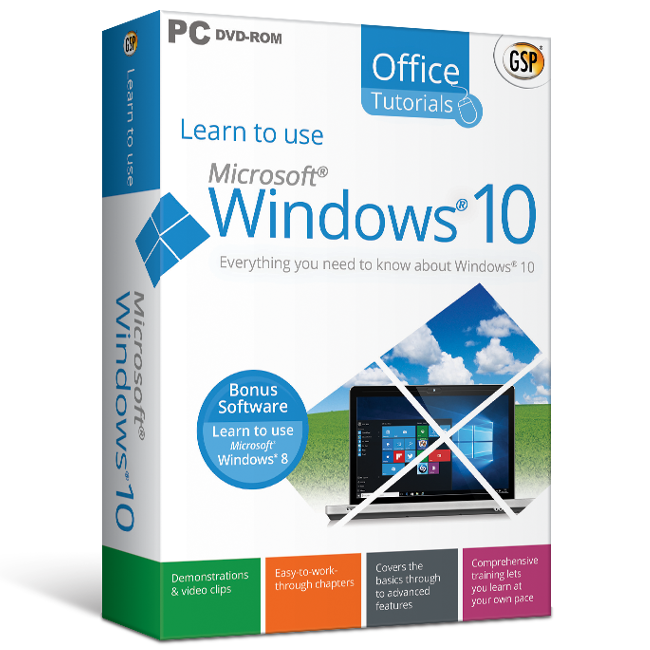 Learn to Use Windows 10
