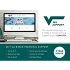VTec Support - 2 Year Support for One Computer