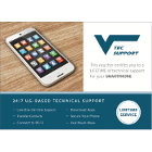 VTec Support - Lifetime Support for One Smartphone