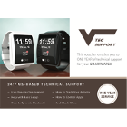VTec Support - 1 Year Support for One Smartwatch