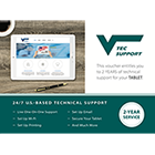 VTec Support - 2 Year Support for One Tablet