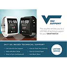 VTec Support - Lifetime Support for One Smartwatch